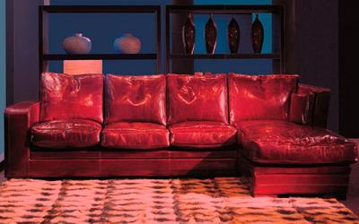 Начинка мягкой мебели. Итальянские диваны в разрезе